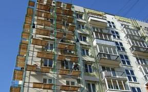 Почти 80% многоэтажек нуждаются в капремонте