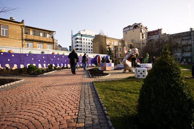 Под МИДом «Сохрани старый Киев» проведет протест