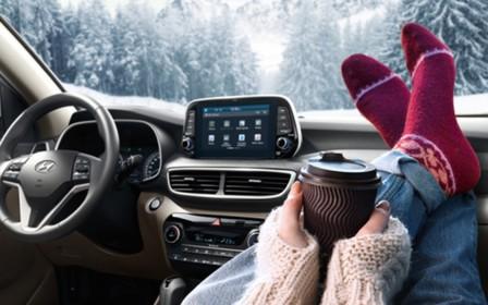 Подготовьте ваш автомобиль Hyundai к зиме по выгодной сервисной программе