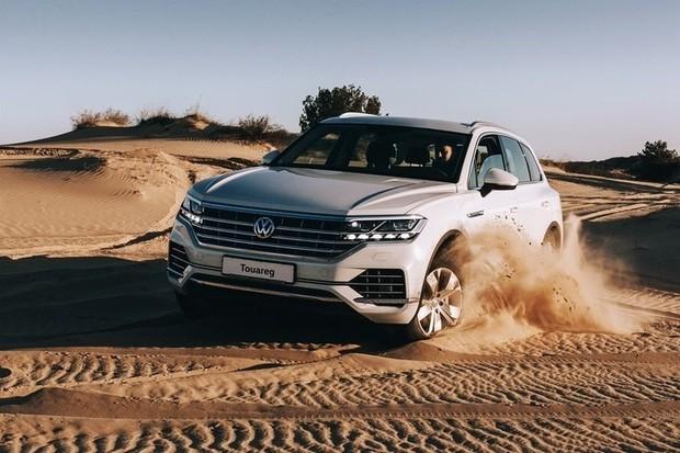 «Подовження спеціального ціноутворення на обмежений список VW Touareg»
