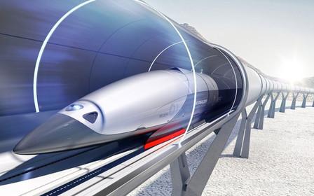 Подписали «Гиперлуп»: Украина  заключила соглашение с Hyperloop Transportation
