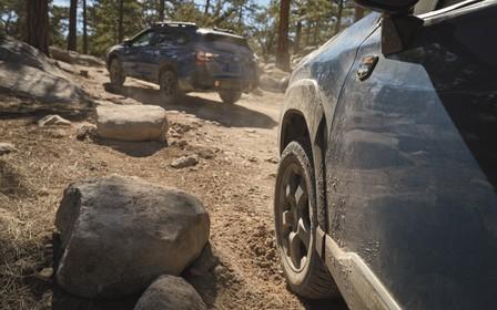 Піде лісом. Subaru готується показати Forester Wilderness
