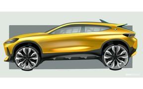 Поколение Х. Компания BMW готовит сверхкомпактный кроссовер