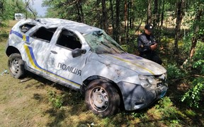 Полиция грозит облавтодору иском за разбитый Duster