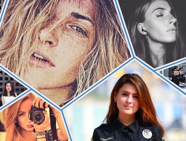 Полиция Киева: Самые красивые девушки полиции