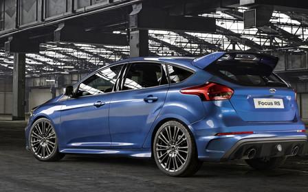 Полноприводная трансмиссия нового Ford Focus RS достанется и другим моделям компании