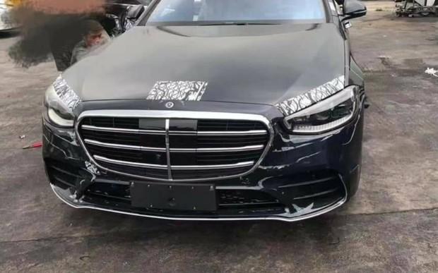 Попался, буржуй! Mercedes-Benz S-Class рассекретили до премьеры