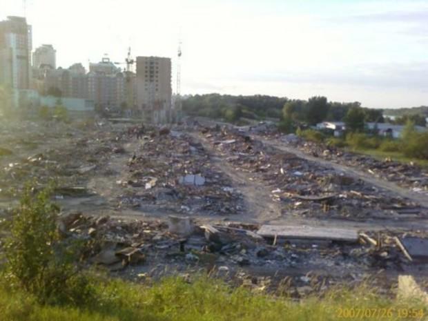 Попов лично возьмется за землеотводы в Киевае