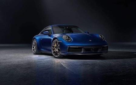 Porsche 911 нового поколения. Первые фото