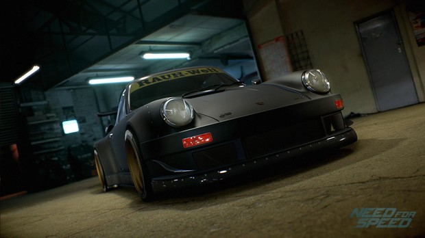 Porsche 911 засветился в новом Need for Speed