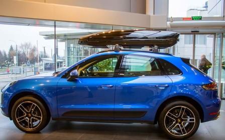 Porsche Macan з додатковою знижкою -5% від акційної ціни при покупці он-лайн