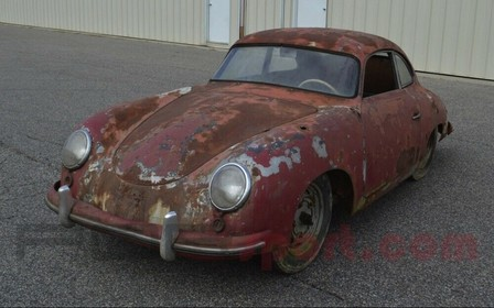 Porsche не обязательно быть целым, чтобы стоить более 80 тыс. долларов