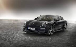 Porsche Panamera 2016 представлен официально