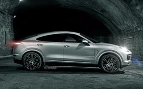 Porsche раздумывает о производстве Cayenne Coupe