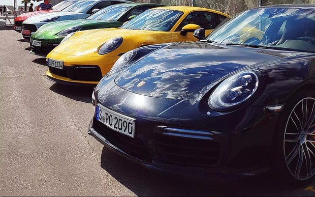 Porsche Road Tour 2019