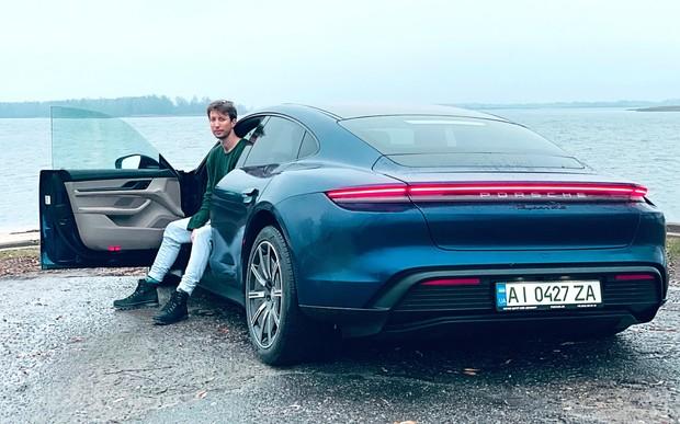 Porsche Taycan глазами эксперта: будуще-Е наступило