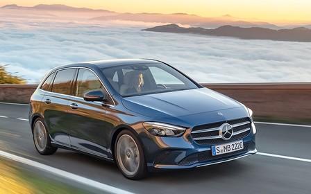 Пошел по приборам: новый Mercedes B-Class получил автопилот