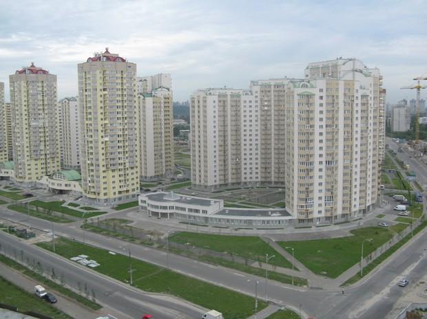 Послезавтра «Киевгорстрой» заселит 2 дома на Дарнице
