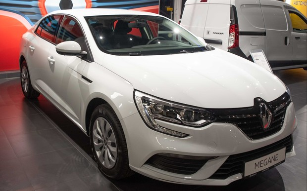 Поспішайте придбати Renault Megane Sedan 2019 вартістю 380 000 грн в Кий Авто!