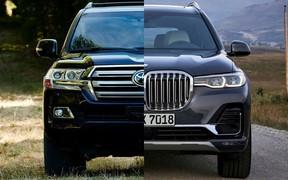 Построят ли BMW и Toyota после спорткара Supra совместный внедорожник?