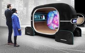 Повербанки для электрокаров, беспилотные байки и альтернативный транспорт. Что автопроизводители готовят на будущее?