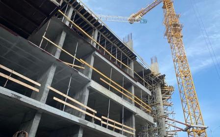 Предложение квартир категории бизнес-класса в центральной части столицы может сократиться на 15-20%