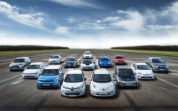 Пропозицій з продажу електромобілів стало вдвічі більше
