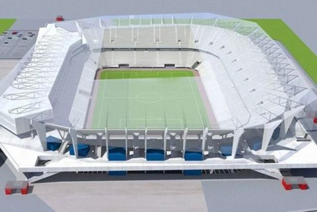 Представители УЕФА довольны львовским стадионом