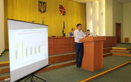 Представителям ОТГ Полтавщины представили действенные инструменты энергоэффективности