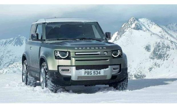 Представлен новый Land Rover Defender