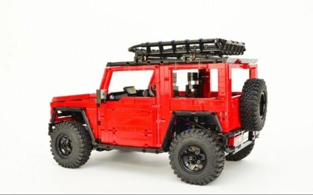 Представлен Suzuki Jimny полностью из Lego