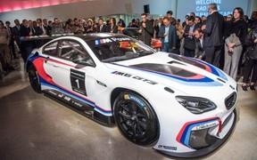Представлена новая коллекция BMW Art Car