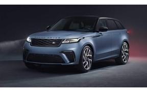 Представлений Range Rover Velar SVAutobiography