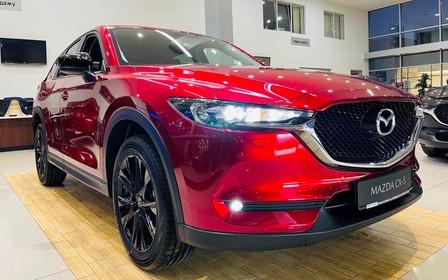 Представляємо вам Mazda CX-5 Black Edition!