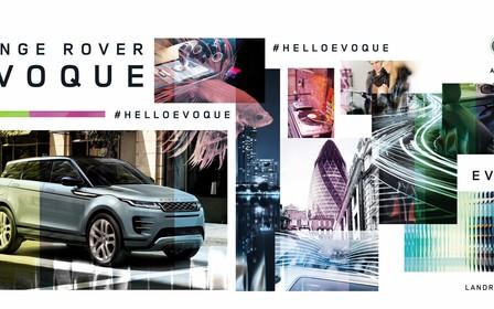 Премьера в Одессе! Новый Range Rover Evoque!