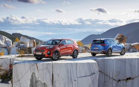Премьеру нового поколения Kia Sportage отложили на год