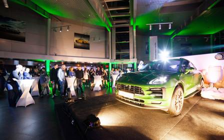 «Презентація нового Porsche Macan»