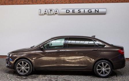 Президентская «Лада»: Фото Lada Vesta Signature вице-президента АвтоВАЗа