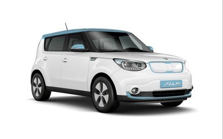 Придбайте Kia Soul EV (90 кВт) Prestige з вигодою та подарунками!
