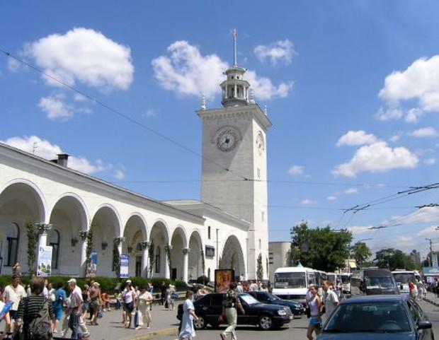 Приднепровская ЖД хочет построить в Симферополе пригородный вокзал