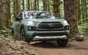 Приключения на свой RAV. Toyota показала новую версию кроссовера