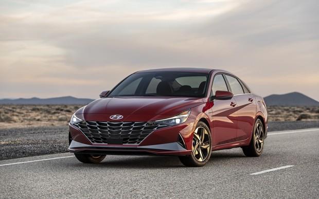 Прикройте рты! Hyundai Elantra нового поколения рассекречен. ВИДЕО