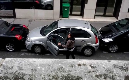 Припаркуй меня, если сможешь! ВИДЕО