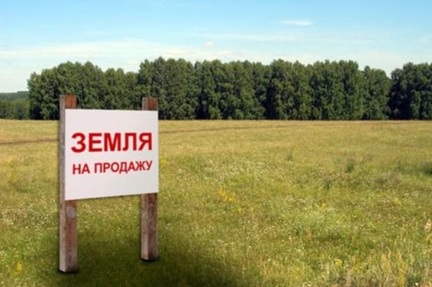 Продажа земли с 2012 года не будут осуществляться через земельный кадастр