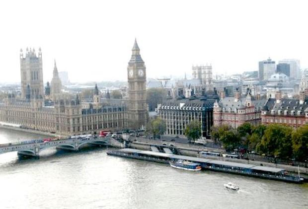 Продажи элитного жилья в Лондоне выросли на 31%