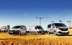Продажи коммерческого транспорта установили рекорд! Что брали в апреле?