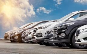 Продажи новых авто на подъеме. Что покупали в октябре?