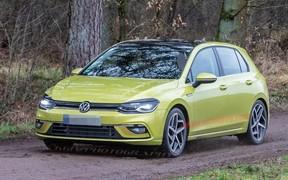 Продажи Volkswagen Golf восьмого поколения стартуют в...феврале!