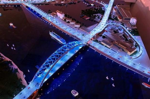Проект Подольского мостового перехода утвержден