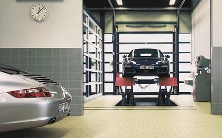 Програма сервісу для післягарантійних автомобілів Porsche.